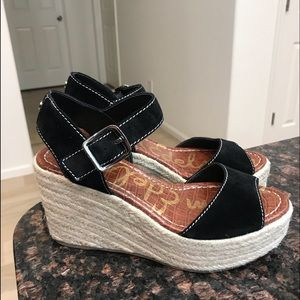 339ca777f54 Sam Edelman Shoes - Sam Edelman Dimitree Espadrille Wedge Sandals